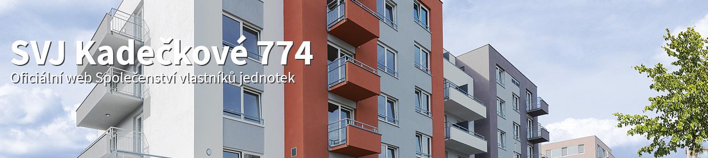 SVJ Kadečkové 774